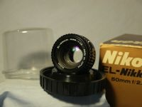 '              50mm Nikon ' Nikon EL Nikkor F2.8 50MM Enlarging Lens £9.99